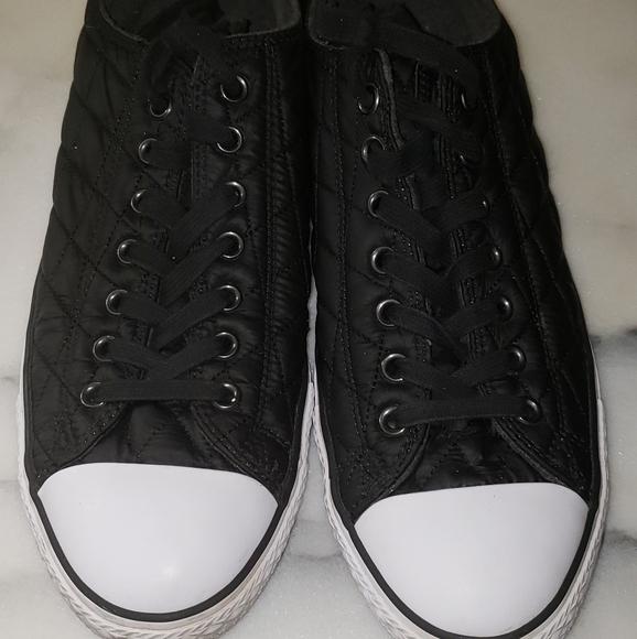 Men Black&White Converse